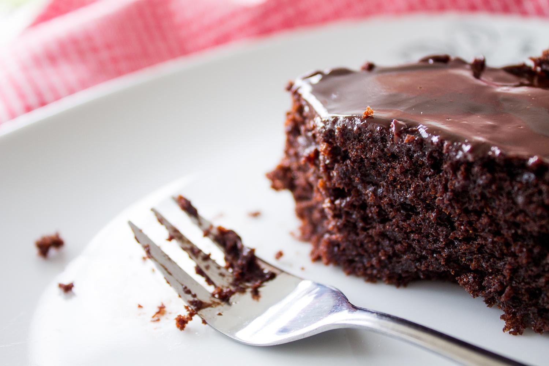 Porno Kuchen Saftiger Schokoladenkuchen Stadt Land Food