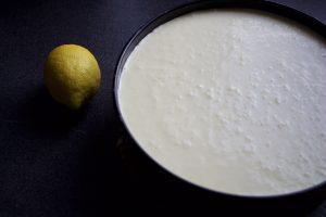 Zitronen Philadelphiatorte Ohne Backen Stadt Land Food